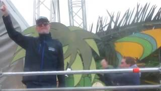 Mark Almond - Tainted Love Live (with Chris Evans)  Carfest North 28/07/17