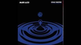 Major Lazer - Cold Water (feat. Justin Bieber & MØ) [Official Instrumental]