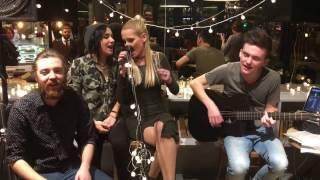 Anja Sei ft. Natalia Juszczyszyn - No Diggity (Blackstreet cover)
