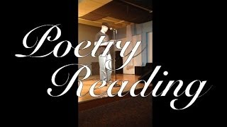 """Open Mic Poetry Reading at Mocha Joe's - """"Majesty' or 'His Glory"""" and 'Good Morning Girl'"""