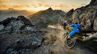 this is why we LOVE DOWNHILL & FREERIDE mountainbiking 2K17!!