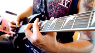 Amon Amarth – Tattered Banners and Bloody Flags (Instrumental cover)