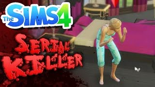 DEATH FROM EMBARASSMENT!? | Sims 4 Serial Killer Challenge