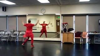 GeneRaTion DCD Proud Mary practice video Teri Richardson