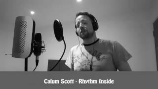 Calum Scott - Rhythm Inside - Cover