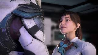 Mass Effect: Andromeda - Female Ryder/Vetra, Alternative Romance Scene
