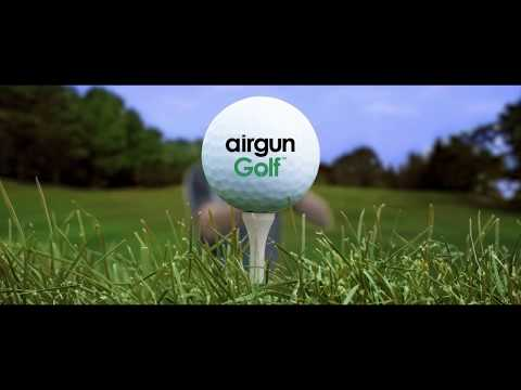 Video: Airgun Golf - Golf will never be the same | Pyramyd Air
