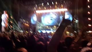 Eminem Lollapalooza Argentina - The Way I Am