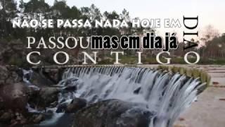 Piruka - Não se passa nada - lyric video - Letra