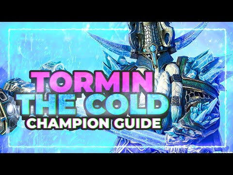 RAID Shadow Legends | TORMIN THE COLD GUIDE | Arena Wrecker!