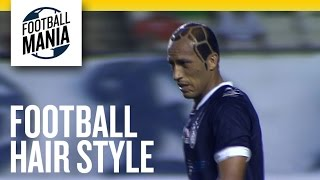 New Football Hair Style - Ratinho (Remo/PA)