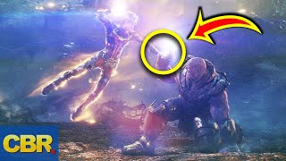 What Nobody Realized About The Final Battle In Avengers Endgame