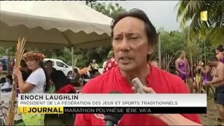 Marathon Polynésie 1ère Va'a : Les Tu'aro Maohi à l'honneur