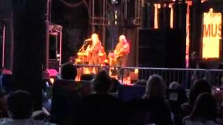 Gordon Lightfoot - Carefree Highway - 8/1/15 Boarding House Park Lowell, MA - Live