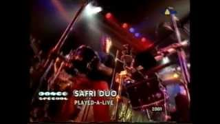 Safri Duo  - Played A Live- Live @ Club Rotation