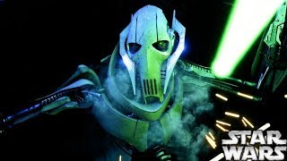 How General Grievous Killed His FIRST Jedi - Star Wars Explained