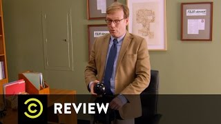 At the Mercy of the Magic 8-Ball - Review - Comedy Central