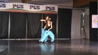 Duo Hip Hop PGS Ciao Vercelli 2012