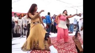 sexy indian stage dance 2016