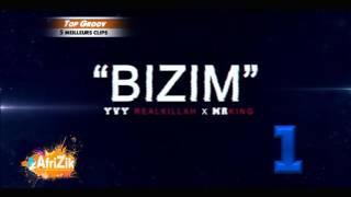 Yvy Realkillah feat Mr King Bizim 1ère place par AfriZik