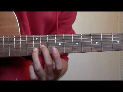Apprendre à jouer Dock of the Bay d'Otis Redding à la guitare