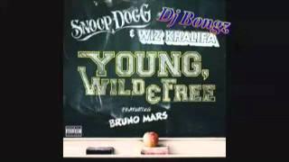 Wiz Khalifa Young, Wild & Free(reggae remix)