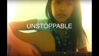 Unstoppable - Erica Vidallo (Ryan Bandong cover)
