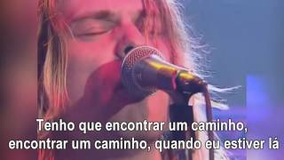 Nirvana - Territorial Pissings Live Tonight Legendado(HD/Lyrics)