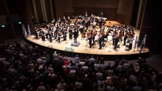 "Israel's National Anthem ""HaTikvah"" (""The Hope"") - Jerusalem Symphony Orchestra"