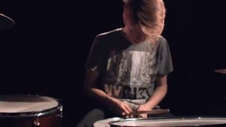 Asking Alexandria – I Won't Give In (Drum Cover by Danyok Veltyuf)