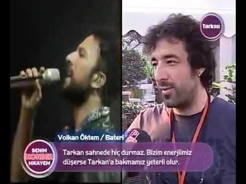 TARKAN: Bir Konser Hikayesi - A Concert Story - Kral Pop TV www.kralpoptv.com - August 2012