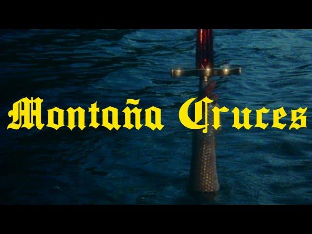 """Vídeo de la canción """"Montaña Cruces"""" de Medalla."""