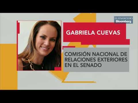 DEBE HABER LA MAYOR TRANSPARENCIA EN LA RENEGOCIACIÓN DEL TLCAN: GABRIELA CUEVAS