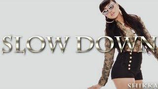 "Cymphonique - ""Slow Down"" Lyrics"