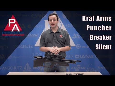 Video: Kral Arms Puncher Breaker Silent | Pyramyd Air