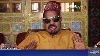 Ahmed Khalifa Niass :''Wade vient a Dakar pour Négocier avec Macky''