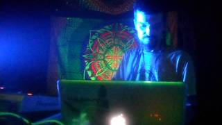 PSYROCKERS @ THE DARK PSY OF THE MOON - COSMOS VIBRATION LIVE