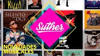 Lista nº 18 de Novedades Musicales en Suther (07-03-16)