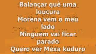 Danza Kuduro Lyrics