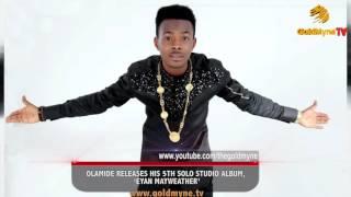 OLAMIDE RELEASES HIS 5TH SOLO STUDIO ALBUM, 'EYAN MAYWEATHER'