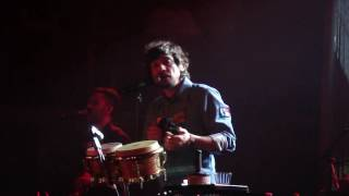 Leon Larregui - Carmin - The Belasco Theater 06.17.2016