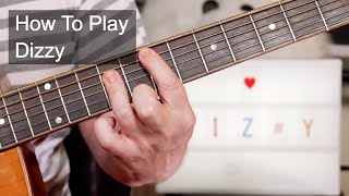 'Dizzy' Vic Reeves & The Wonderstuff Guitar Lesson