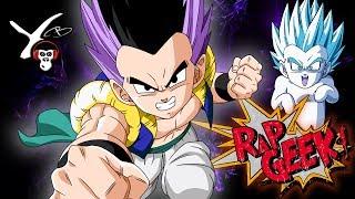 RAP Anime #34   Rap do Gotenks Feat. Tk Raps (Dragon Ball Z) Beat:Hunes   Yuri Black