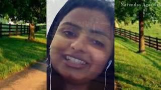 Jai Jai Jai GiriRaj Kishori  राम विवाह गौरी पूजन गीत..  By Tanuja S. SuperStar
