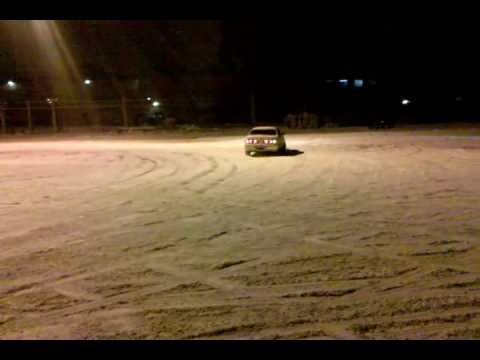 belka snow drift.avi