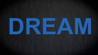 """I Have a Dream"" - Martin Luther King Speech Kinetic typography"