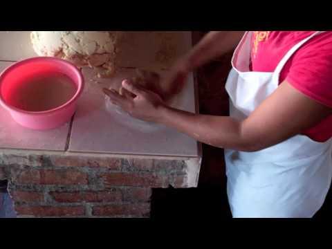 Echando tortillas