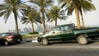 Beauty of Doha Corniche - Qatar