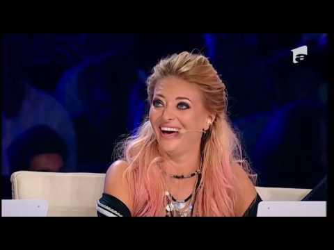 James Brown - I Feel Good. Vezi aici cum cântă Tudor George Teodor, la X Factor!