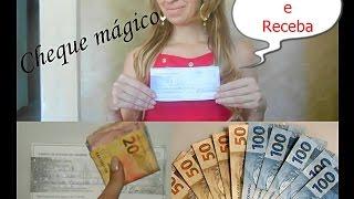 Cheque mágico ( Lei da Atração )